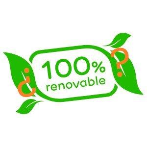 contrato de energía 100% renovable