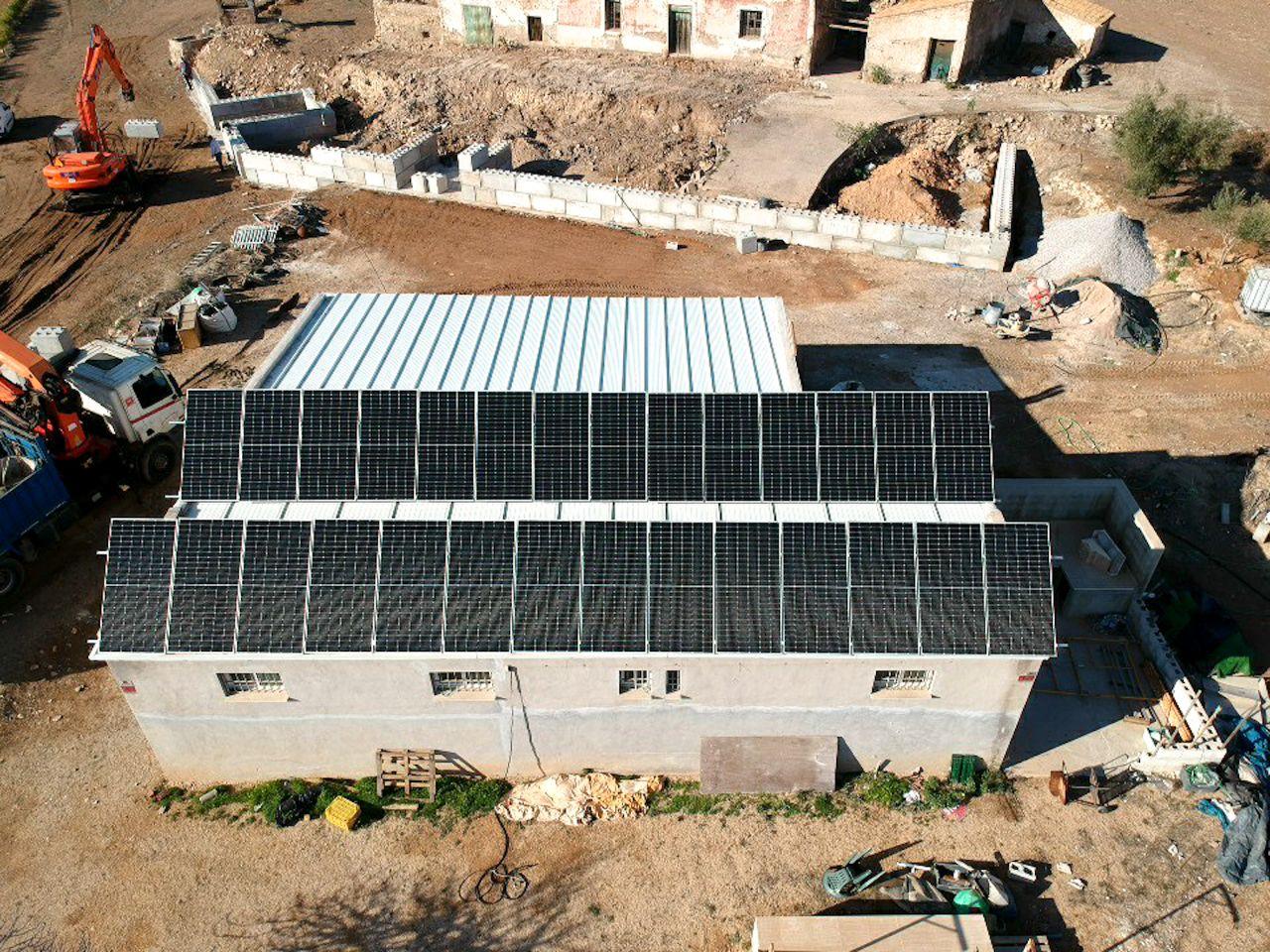 instalaciones solares en empresas